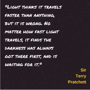 PRATCHETT LIGHT AND DARK