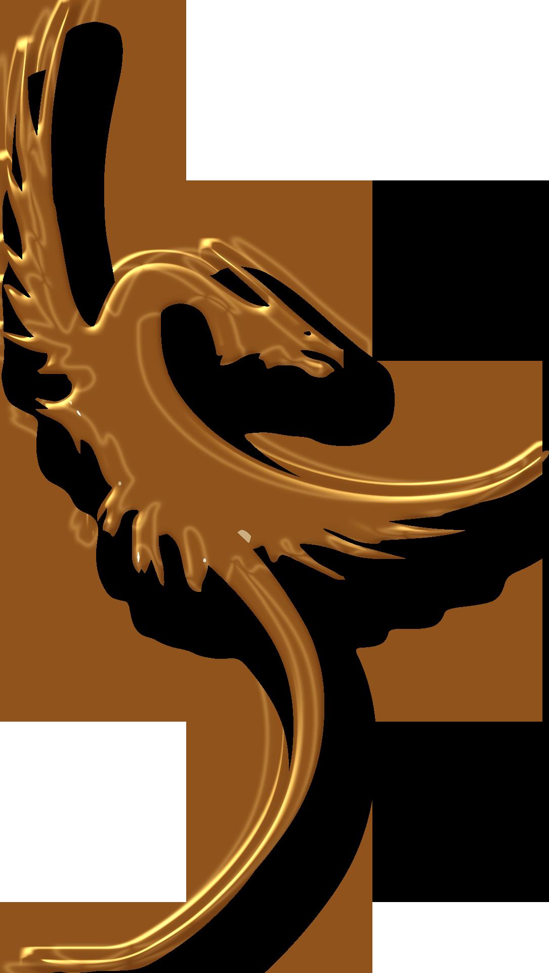 GOLD DRAGON HAIKU