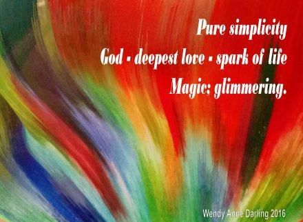 magic glimmer