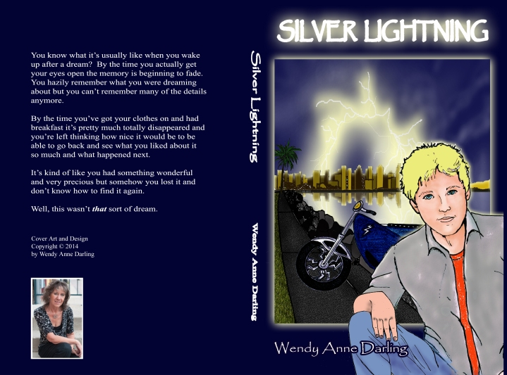 CROPPED FLAT SILVER LIGHTNING COVER
