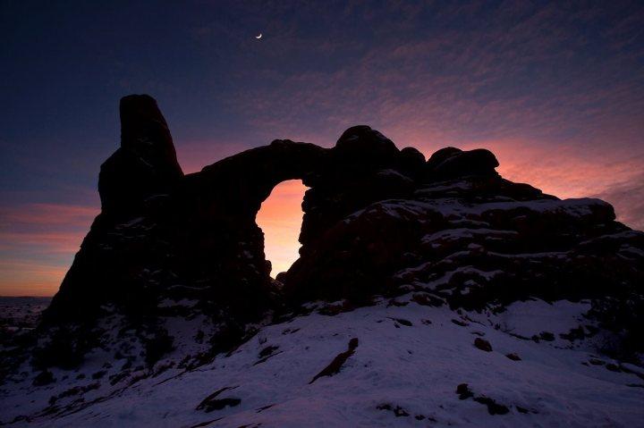 sandstone-arch-1740593_1280