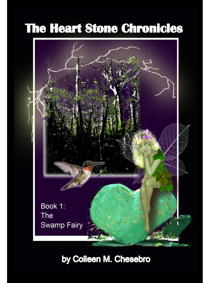 6x9 Swamp Fairy
